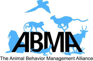 Logo for the Animal Behavior Management Alliance